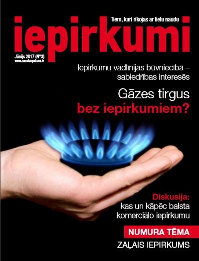 Žurnāls Iepirkumi Jūnijs 2017