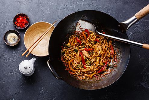 Post image for Piecas lietas, bez kā nav iedomājama Āzijas virtuve