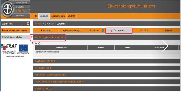 Post image for Valsts reģionālās attīstības aģentūra (VRAA)  par Elektronisko iepirkumu sistēmas (EIS) izmantošanu