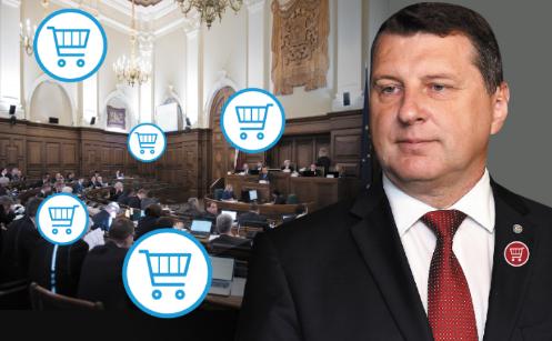 Post image for Komentārs par Saeimai otrreizējai caurlūkošanai nodotajiem grozījumiem Publisko iepirkumu likumā