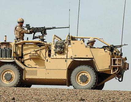 Post image for Pirks vieglos un vidējos taktiskos transporta līdzekļus