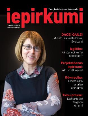 Žurnāls Iepirkumi Decembris 2018