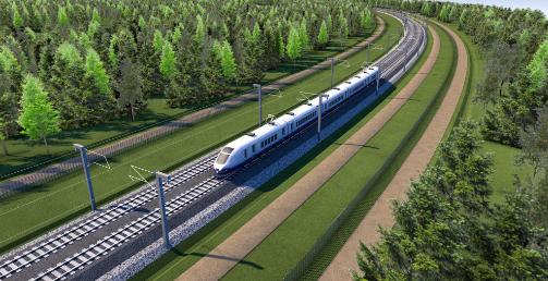 """Post image for """"Rail Baltica"""" Globālā projekta svarīgākie sasniegumi 2018. gadā"""