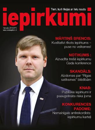 Žurnāls Iepirkumi Februāris 2019