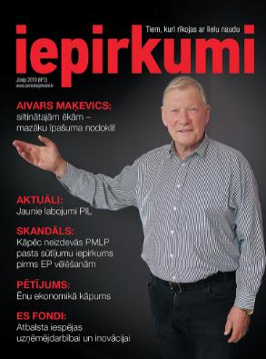 Žurnāls Iepirkumi Aprīlis 2019