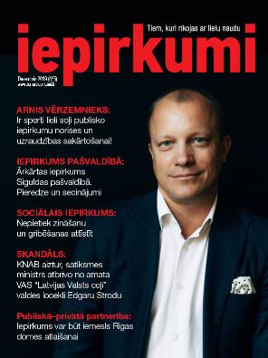 Žurnāls Iepirkumi Septembris 2019
