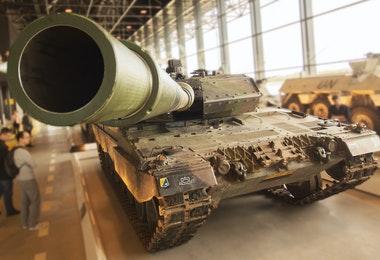 Post image for Latvijas armijai plāno iegādāties četrus inženieru tankus